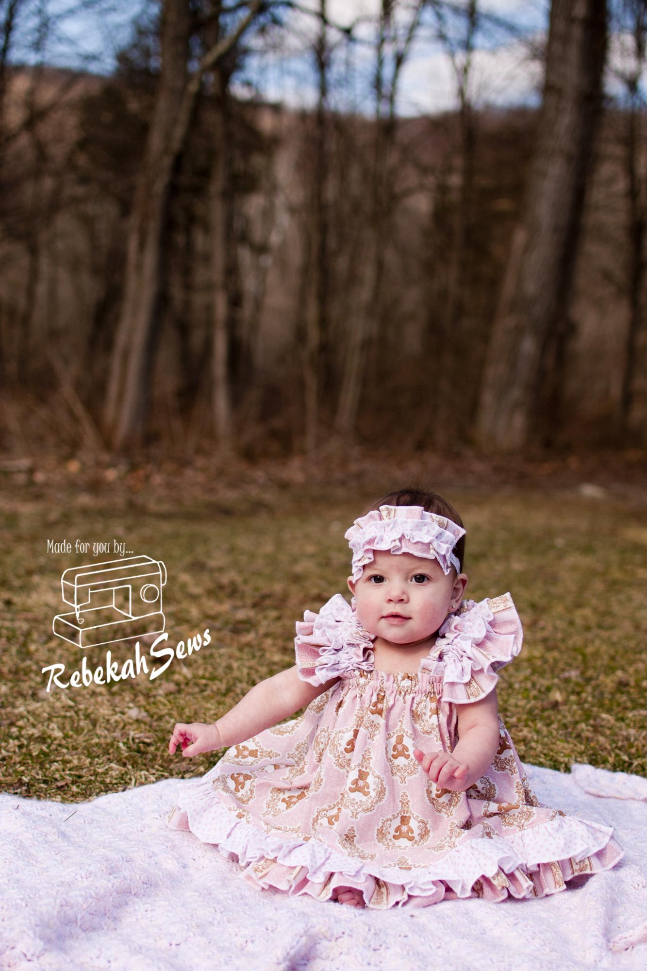 my sweet baby doll rebekahsews