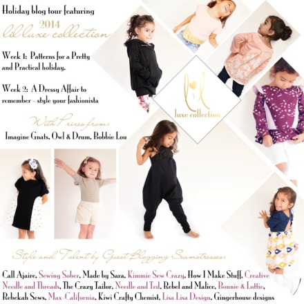 Lil Luxe 2014 Holiday blog Tour Banner